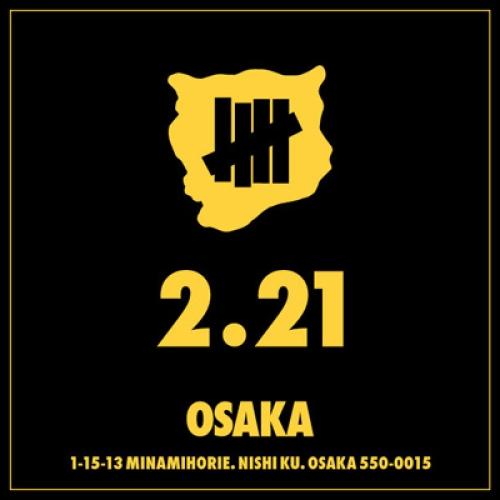 アメリカ・ロサンゼルス発のスニーカーブティック UNDEFEATED が大阪に新店舗をオープン