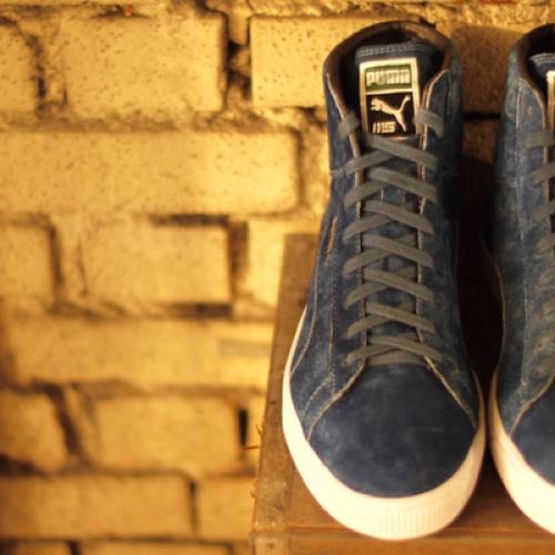 mita sneakers x Puma PUMA SUEDE MID MITAのWEB販売を開始。