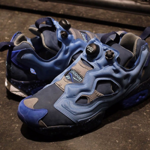 CERTIFIED NETWORKからReebok INSTA PUMP FURY OG 「Packer Shoes x STASH」が発売