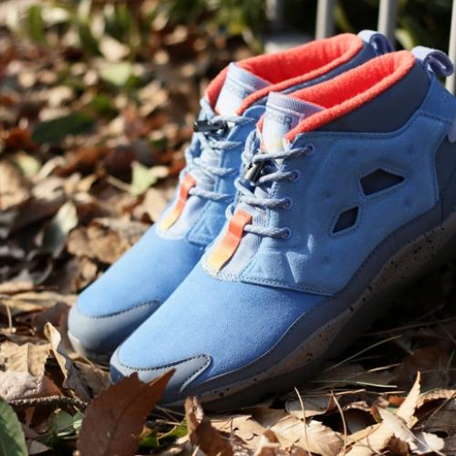 リーボックから、Packer ShoesとのコラボレーションモデルFURYLITE CHUKKAが登場