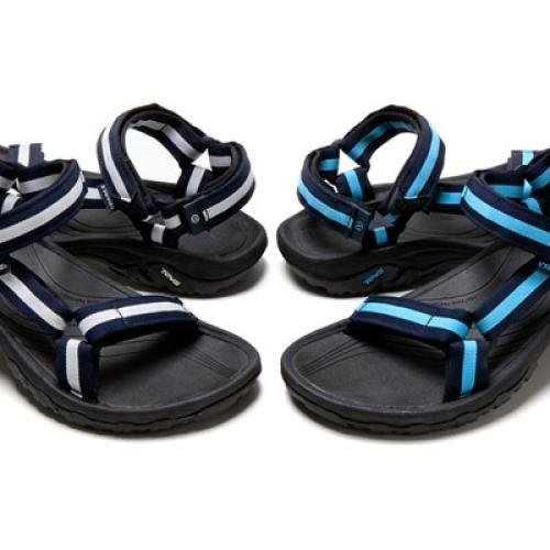 uniform experiment x TEVA 2012 Summer Sandals