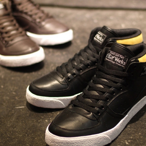 CLUCT x mita sneakers x THRASHER BUCHANAN DOG