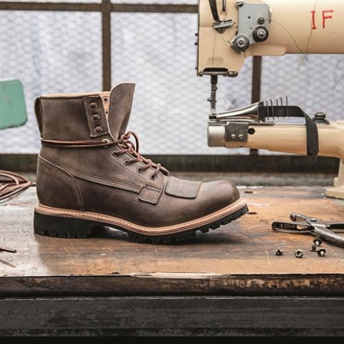 """ティンバーランドの最上位ライン""""Boot Company""""が日本初上陸"""