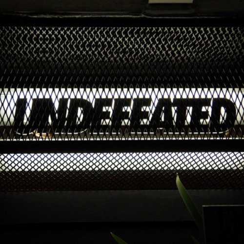 UNDEFEATED TOKYO Renewal Opening Recap