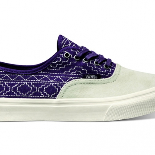 """Vans California Fall 2012 Authentic CA """"Native Embroidery"""""""