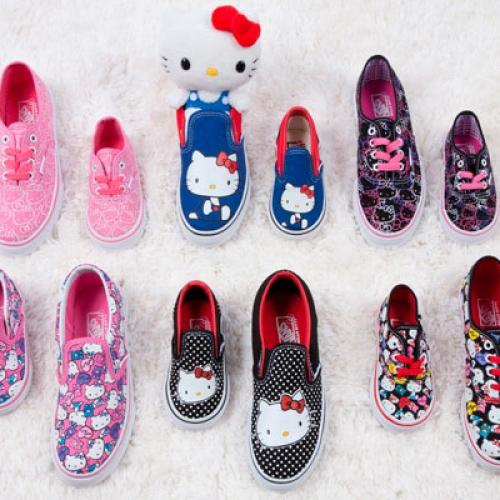 Vans x Hello Kitty 2012 Collection