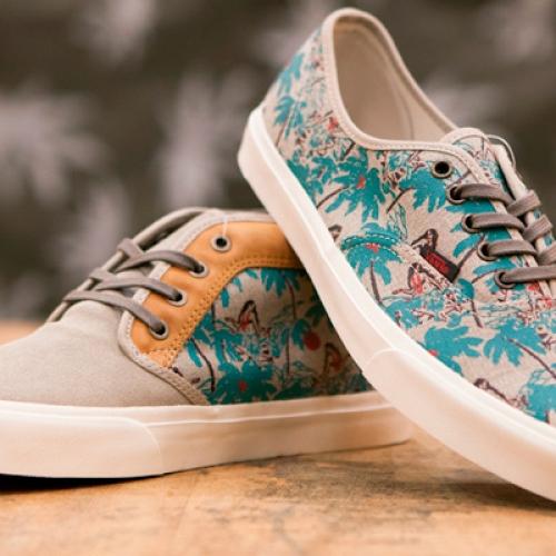 "Vans California 2013 Spring/Summer ""Aloha Camo"" Pack"