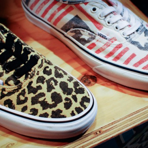 "Vans ""Van Doren"" Era & Authentic Spring 2013 Preview"