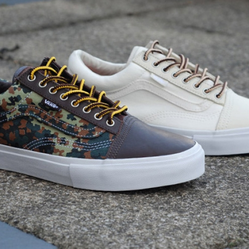 Carhartt x Vans Syndicate Old Skool 92