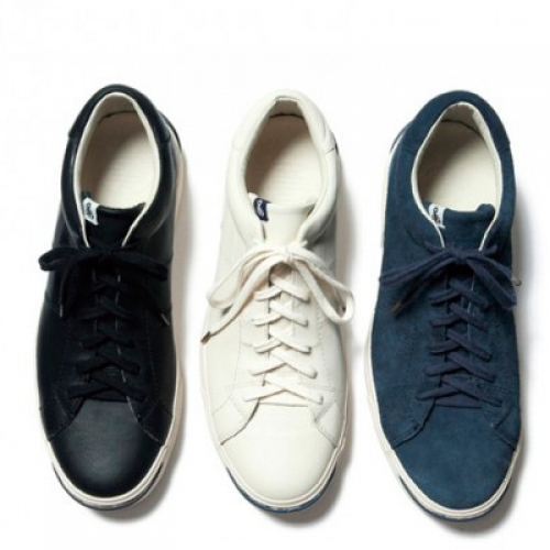 SOPHNET x visvim Fall/Winter 2012 Sneakers Foley Lo VD & Kiefer Hi VD