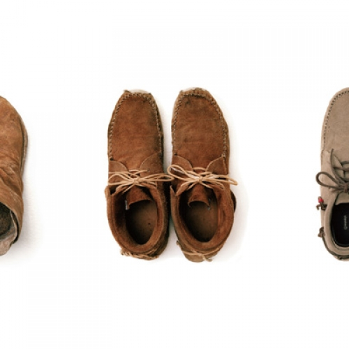 visvim Study and Practice Exhibition