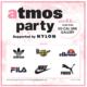 atmos が提案する女性の為のスニーカーセレクトショップ atmos pink が2019年4月6日に、ファッションが好きな女子に向けた1日限りのイベント atmos pink party を開催